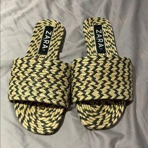 Zara sandals a